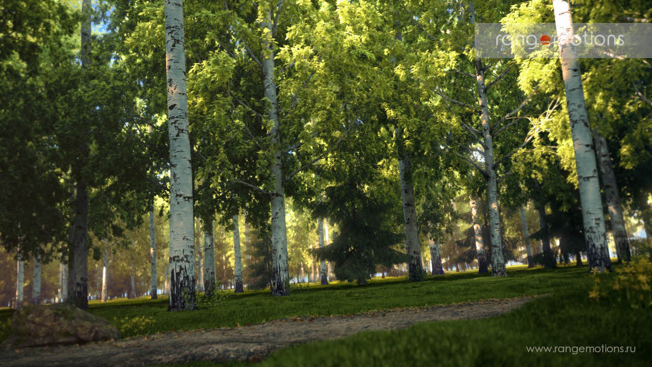 Roundup of Plant Plugins and tools for 3dsMax - DesignImage
