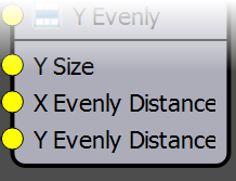 Export evenly distances