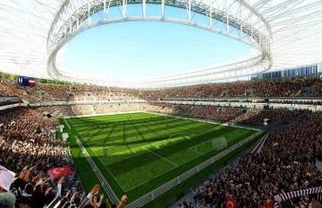 Besiktas Vodafone Arena