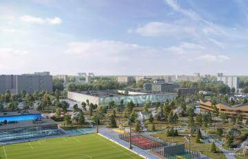 Sports Complex| Moscow