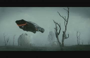 Arrival - Full 3D CGI
