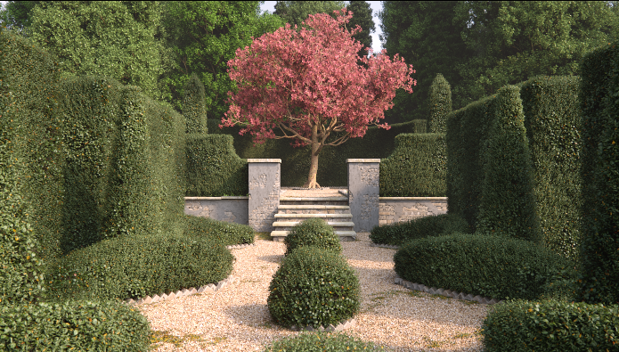 Tutorial - Creating Trimmed Hedges and Topiary
